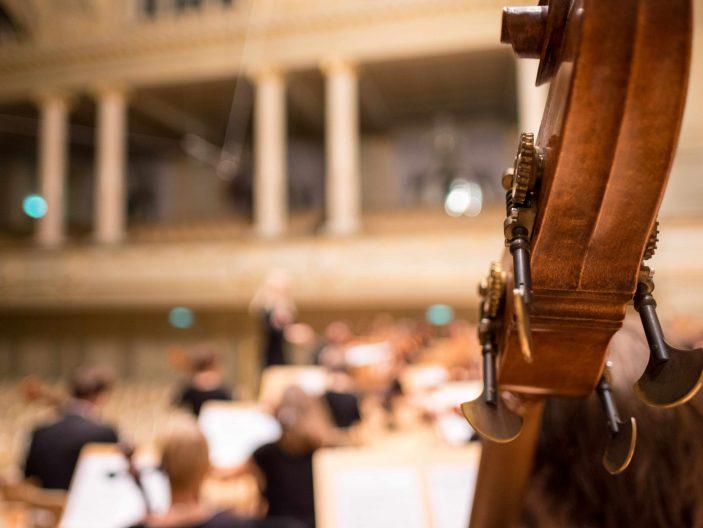 Musiche per raccontare. In Italia Muti e la Chicago Symphony Orchestra